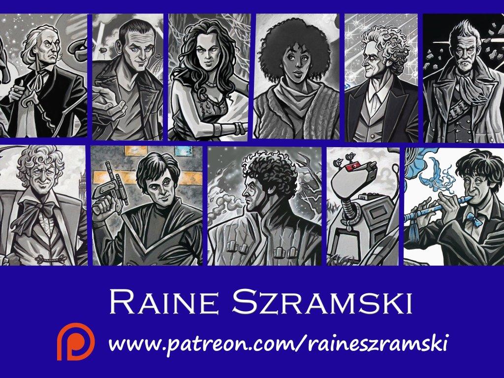 MarkWHO42's Universe - Episode 5 - Raine Szramski
