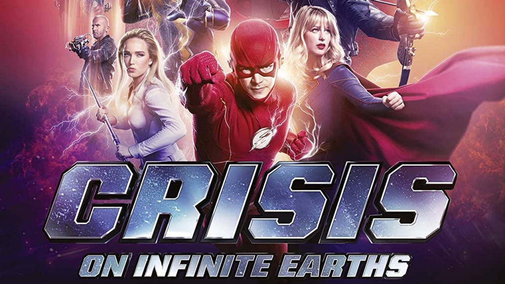 MarkWHO42's Universe - Episode 28 - The CW's Crisis on Infinite Earths