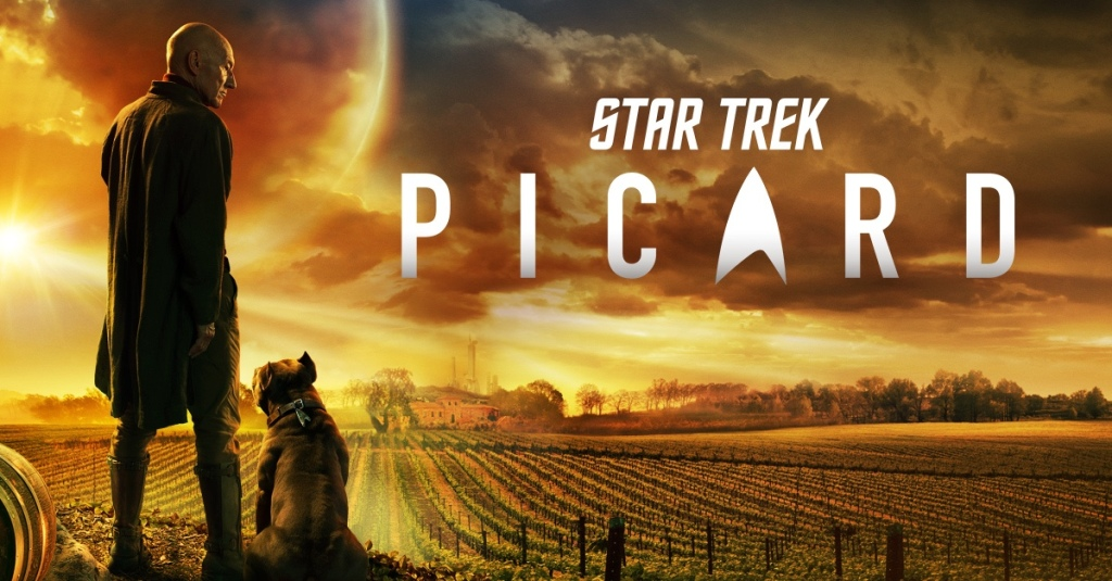 MarkWHO42's Universe - Episode 33 - Star Trek Picard - First Contact