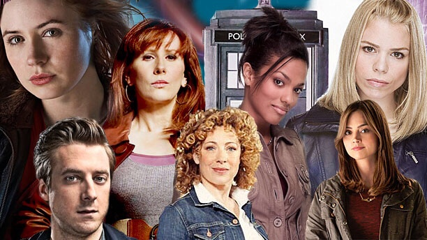 MarkWHO42's Universe - Episode 36 - Our Favorite Doctor Who Companions